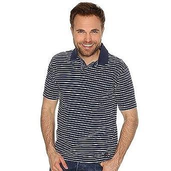 JOHN BRADLEY Herren Poloshirt Baumwolle Single Jersey garngefärbt ... 9e24ec3a92