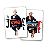 Donald's Deck - Educational Trump Playing Cards Featuring the Real-Life Faces of President Trump's ORIGINAL Cabinet Picks & Closest Colleagues - Names, Photos, Quotes & Info - Only 5000 decks made