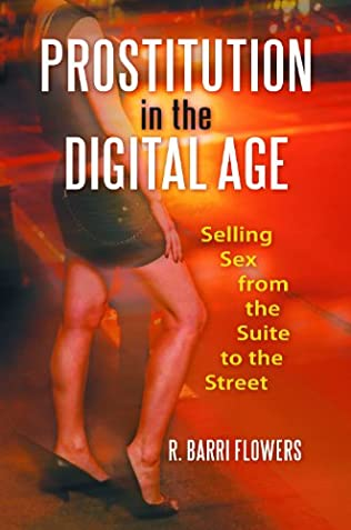 book cover of Prostitution in the Digital Age