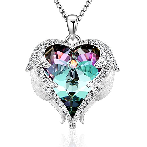 Denvosi Heart Necklaces for Women