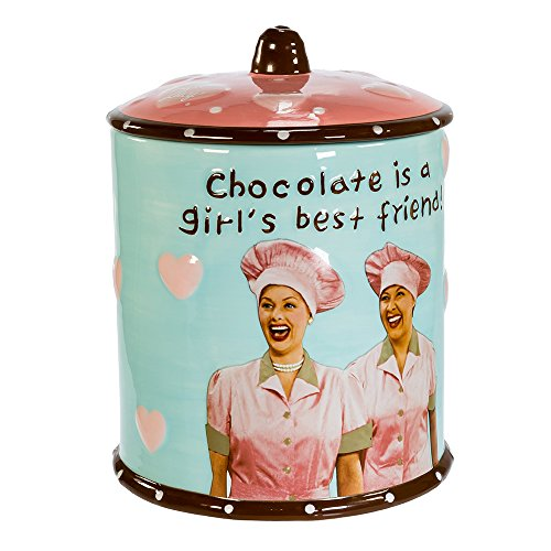 Kurt S. Adler I I Love Lucy Cookie Jar