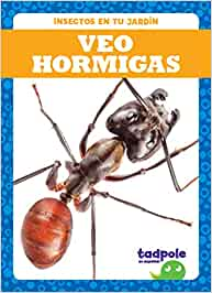 Veo Hormigas I See Ants Insectos En Tu Jardín / Backyard Bugs: Amazon.es: Nilsen, Genevieve: Libros
