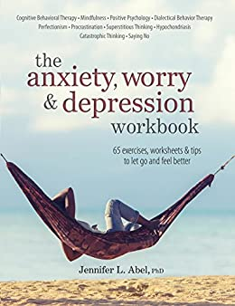 Cbt Worksheets for Anxiety and Depression