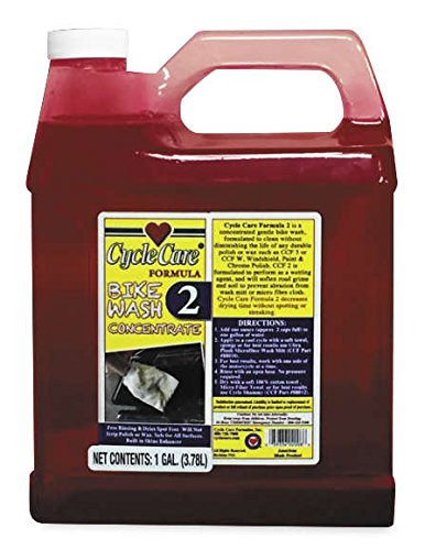 Cycle Care Formulas Formula 2 Bike Wash Concentrate - 1gal. by Cycle Care Formulas