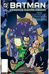 Batman: Legends of the Dark Knight #111 Kindle Edition