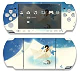 Sony PSP Slim 3000 Decal Skin - Lettre d'amour by DecalSkin