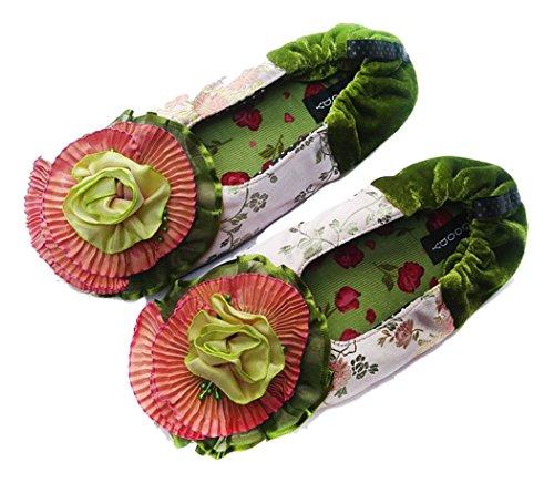 NEW Silk Bon Goody Goody Slippers comfy Peachy Bon aOa7Uxqw