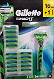 Gillette MACH3 Signature Razor with 16 Cartridges