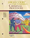 Criminal Procedure, West Group, 0314163514
