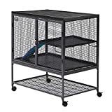 MidWest Homes for Pets Deluxe Critter Nation Single Unit Small Animal Cage