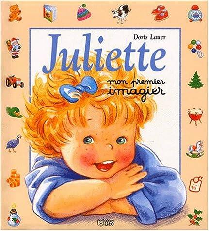 Livres gratuits Juliette, mon premier imagier pdf ebook