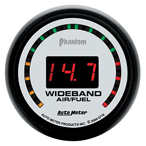 (Auto Meter 5779 Phantom Wide Band Air Fuel Ratio Kit )