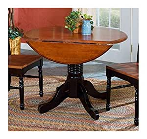 Amazon Com British Isles Dining Table Tables
