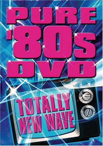 Price comparison product image Pure '80s DVD: Totally New Wave