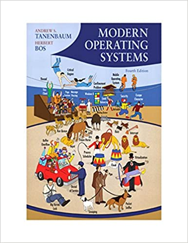 Modern Operating Systems 4th Edition Tanenbaum Andrew S Bos Herbert 9780133591620 Amazon Com Books