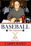 Baseball, Larry Rahn, 1438923910