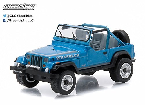 Greenlight 1:64 All Terrain Series 3 1987 Jeep Wrangler