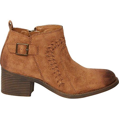 Billabong Women's Take a Walk Boot, Chestnut, 7 M US