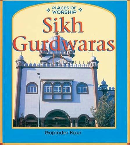 Places Of Worship Sikh Gurdwaras