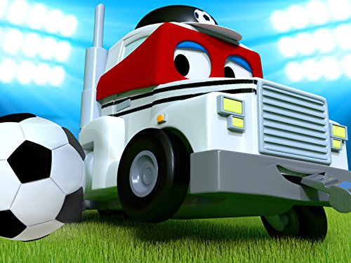 FIFA world cup - The referee truck / The spider truck  / The Knight Truck / The Bumper Truck!]()