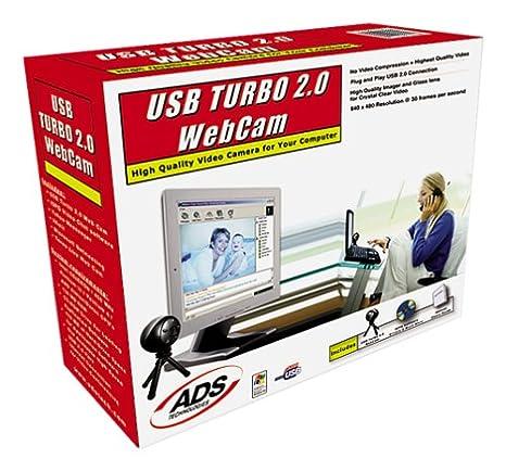 ADS USB2.0 TURBO WEBCAM USBX2020 DRIVERS FOR WINDOWS 8