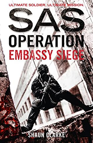 book cover of The Embassy Siege