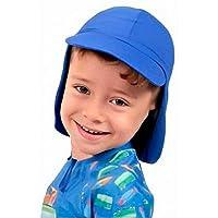 Boné infantil bebê criança proteção solar UV 50+ Passeio Sol Aloe Vera