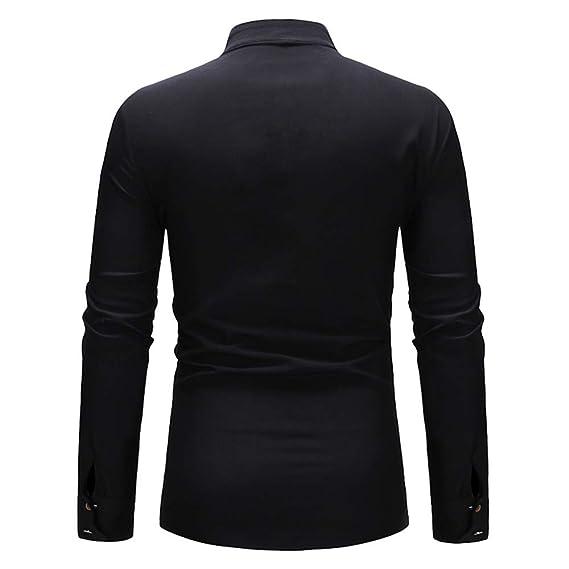 Z&Y Glaa Hombre Jersey De Diseño Pulóver Cuello Elevado Estilo ...