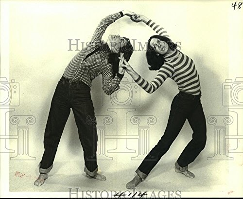 Vintage Photos 1978 Press Photo Dance Therapists in Action - noa85530-8 x 10 in. - Historic Images