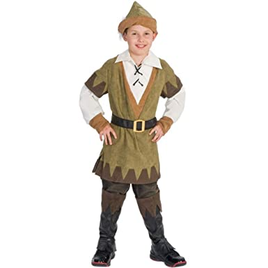 Childu0027s Robinhood Costume (Size Medium ...  sc 1 st  Amazon.com & Amazon.com: Childu0027s Robinhood Costume (Size: Medium 8-10): Clothing