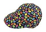 Mutual Industries 00356-00000-0750 Kromer Jelly Bean Style Welder Cap 7 1/ 2, Cotton, Length 5'', Width 6''