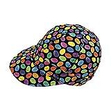 Mutual Industries 00356-00000-0775 Kromer Jelly Bean Style Welder Cap 7 3/ 4, Cotton, Length 5″, Width 6″
