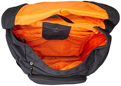 Osprey Men's FlapJack Backpack, Burnt Orange