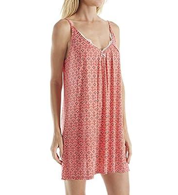 Oscar de la Renta Pink Label Women's Plus Size Silky Knit Chemise