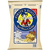 Pirate's Booty, Aged White Cheddar, 16 Ounce (453g) Resealable Bag Rice & Corn Puffs