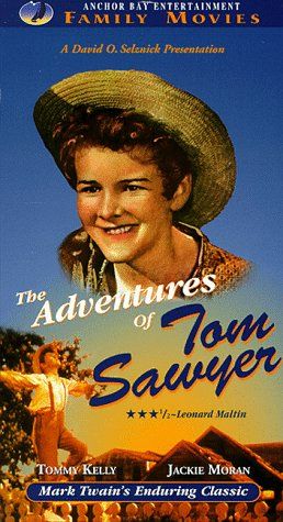 Adventures of Tom Sawyer [VHS] -