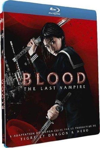 Blood - the last vampire : le film et le manga - Edition limitée [Blu-ray]