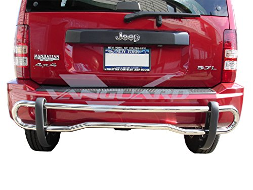 2003 jeep liberty grill guard - 6