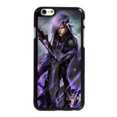 Z4R78 caius ballade Final Fantasy XIII D3L2SO coque iPhone 6 Plus de 5,5 pouces cas de couverture de téléphone portable coque noire HX6AIO9PC