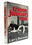 Lyndon Johnson's War, Larry Berman, 0393026361