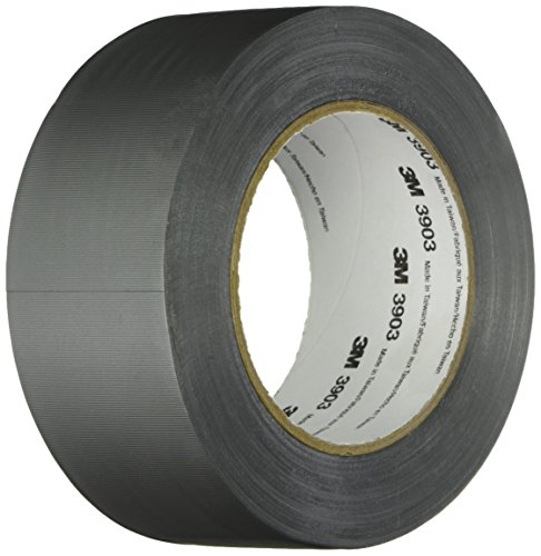 3M 3903 Vinyl Duct Tape, Gray 2