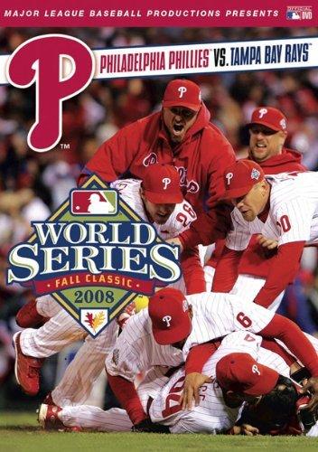 World Series 2008: Philadelphia Phillies [DVD] (World 2008 Baseball Series)