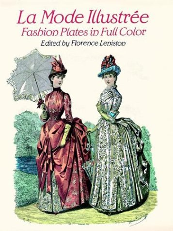 Late 19th century french fashion 56