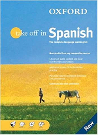 Oxford Take Off In Spanish (Book & Cds): Amazon co uk: Rosa
