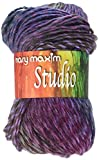 Mary Maxim Y082-205 Studio Yarn, Stained Glass