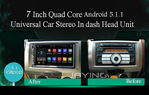 Joying 7 Quot Android 5 1 Lollipop Quad Core 1024600