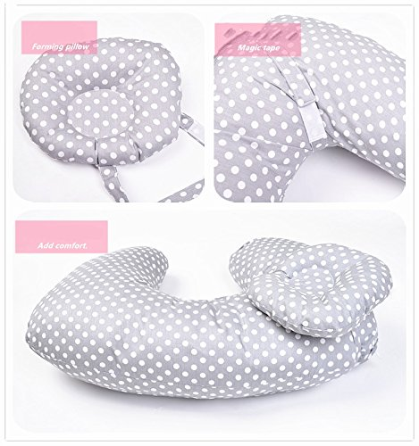 Aluck Nursing Feeding Pillow and Positioner for Breastfeeding by Aluck (Image #2)
