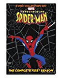 DVD : The Spectacular Spider-Man: Season 1