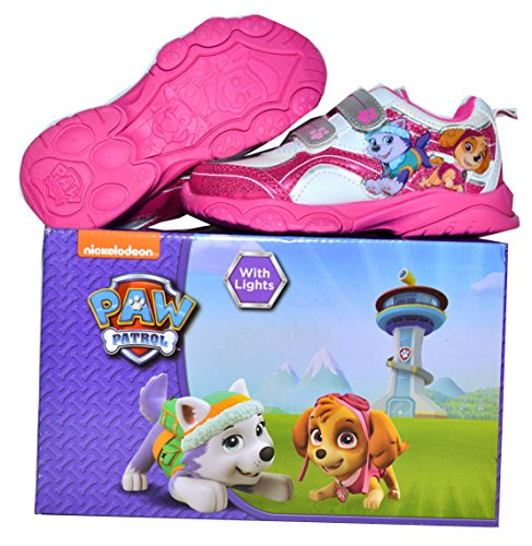 DISNEY Paw Patrol Light Up Sneaker
