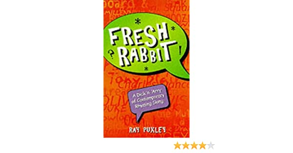 Arry contemporary dick fresh n rabbit rhyming slang